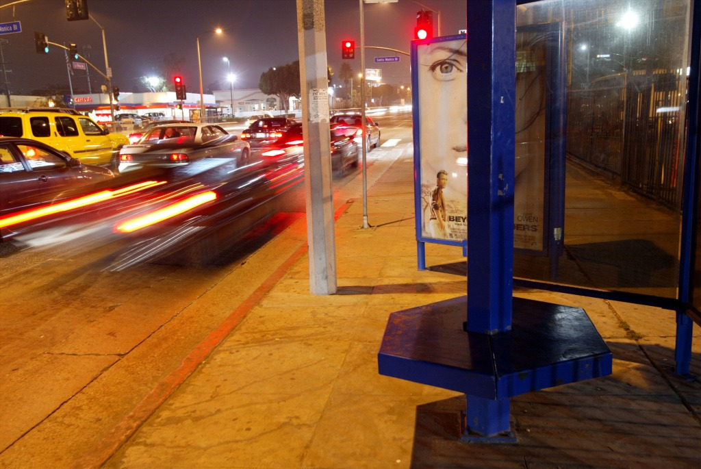 to protect people's lungs, move bus stops away from intersections, study says