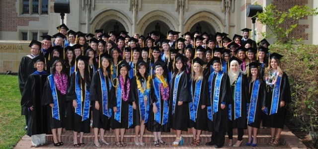 Commencement Institute Of The Environment And