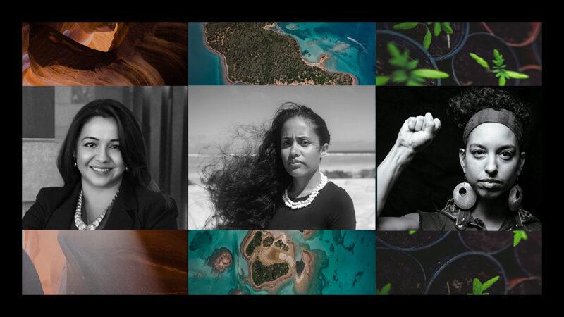2020 Pritzker Finalists: Clara Prate, Kathy Jetñil-Kijiner, Leah Penniman