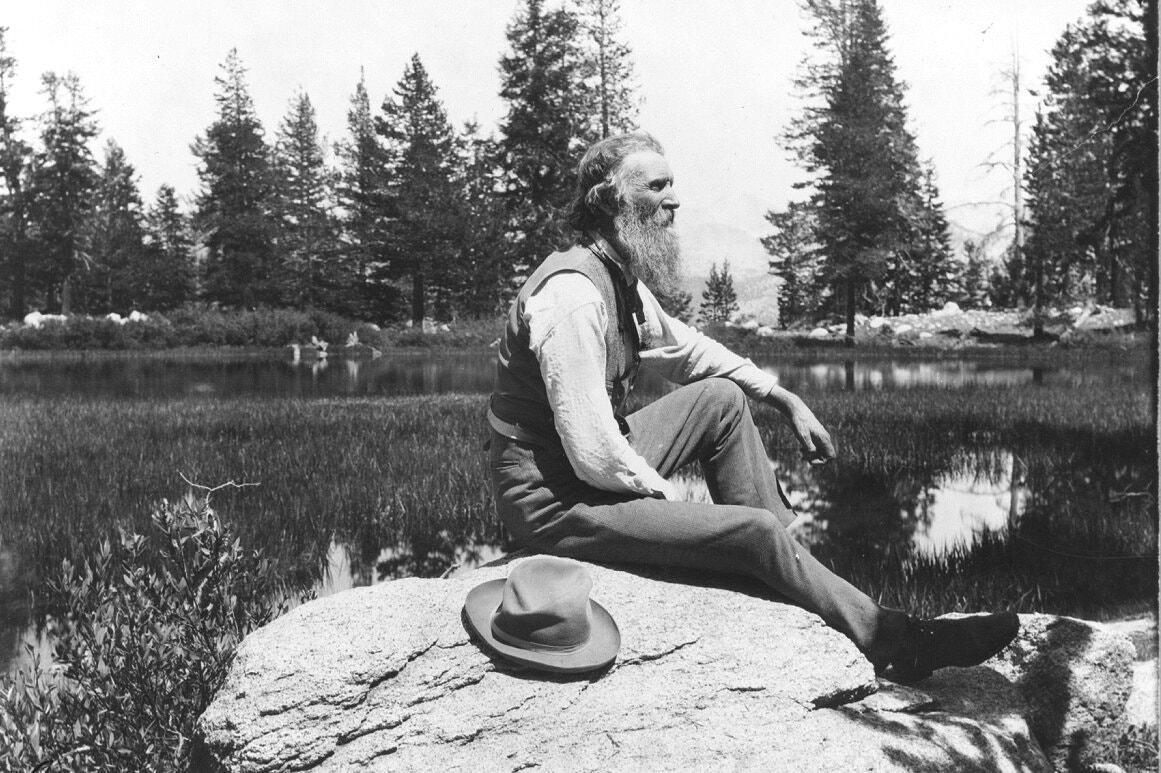 jon christensen in the new york times: sierra club says it must confront the racism of john muir