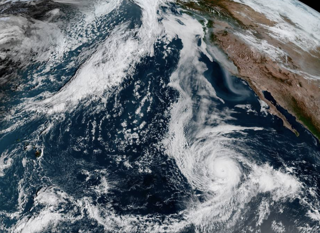 daniel swain in kqed: rain next week? forecast models give some hope, but too early to count on it