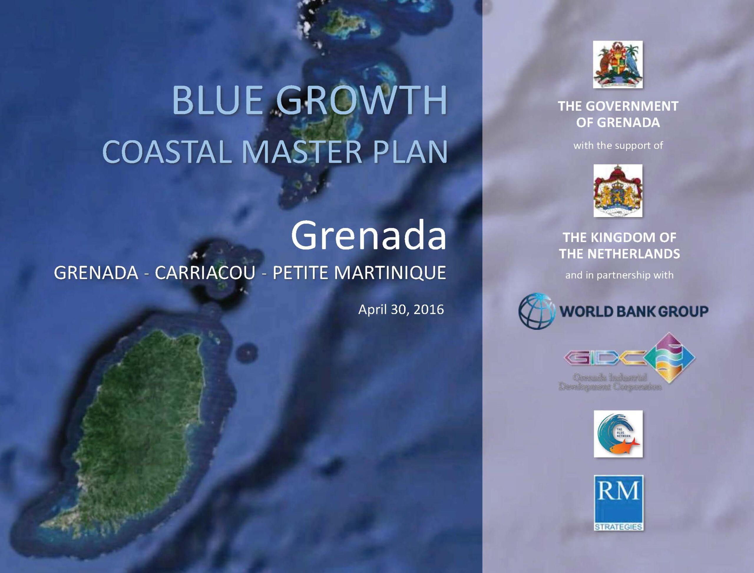 Blue Growth Coastal Master Plan: Grenada