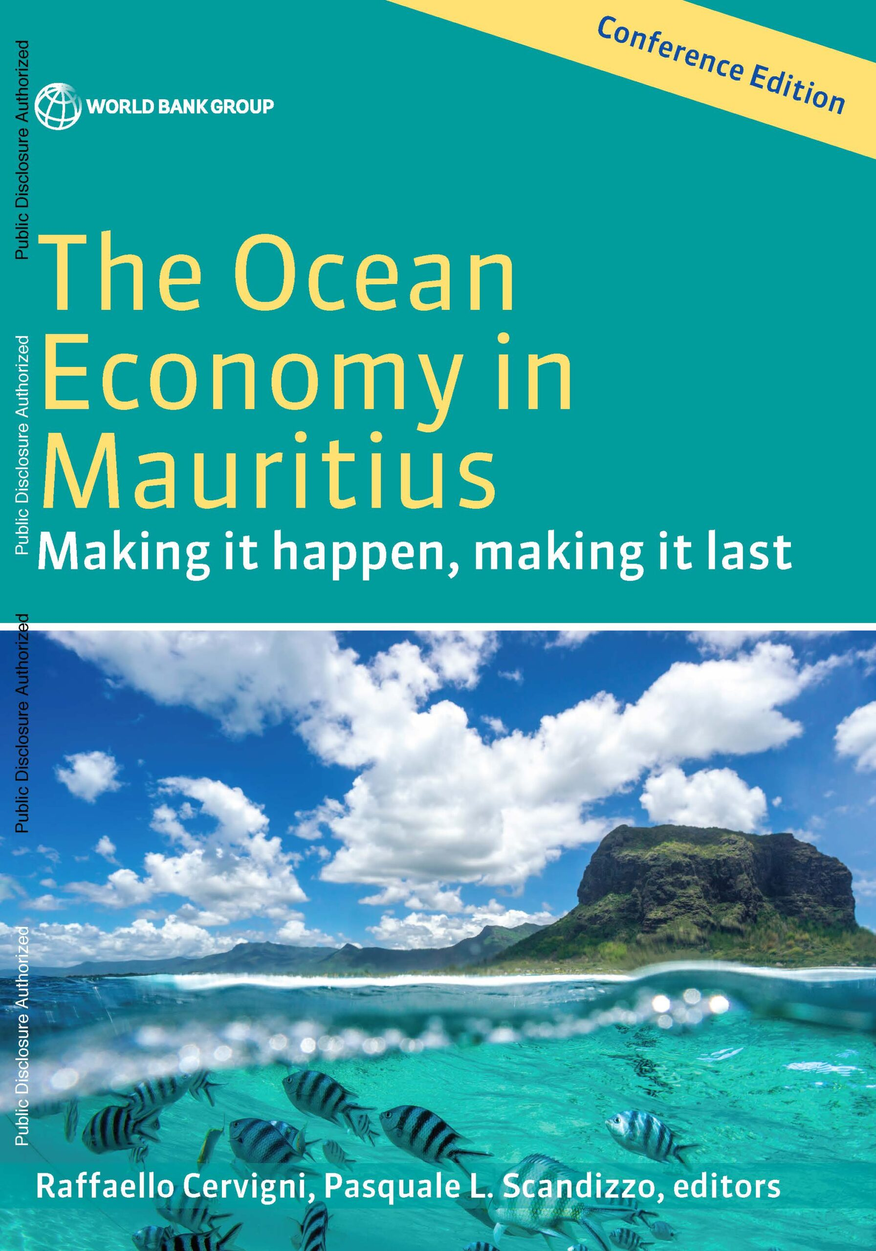 The Ocean Economy in Mauritius: Making it happen, making it last