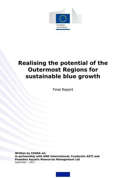 Realizing the potential of the Outermost Regions for sustainable blue growth (EU)