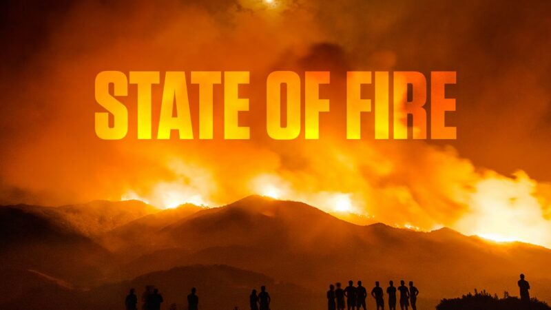 state of fire