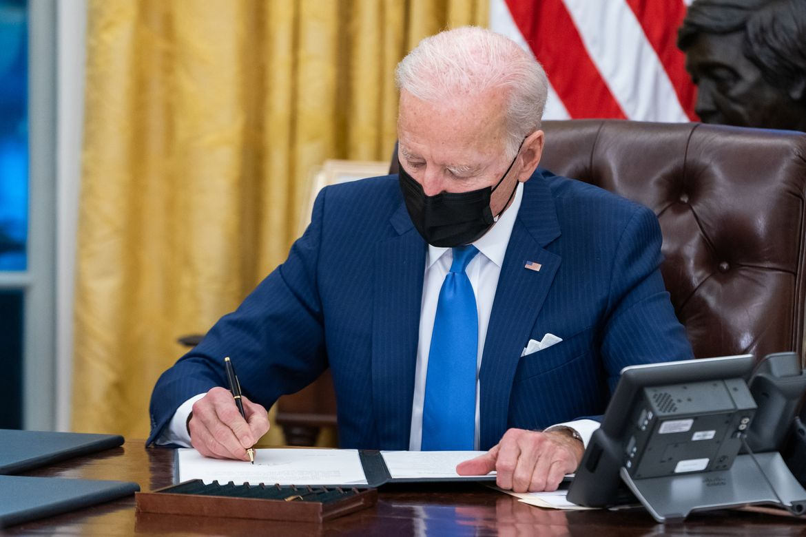 President Biden already has the U.S. back into the Paris climate agreement, formed a National Climate Task Force and appointed climate advocates to leadership positions in federal agencies.