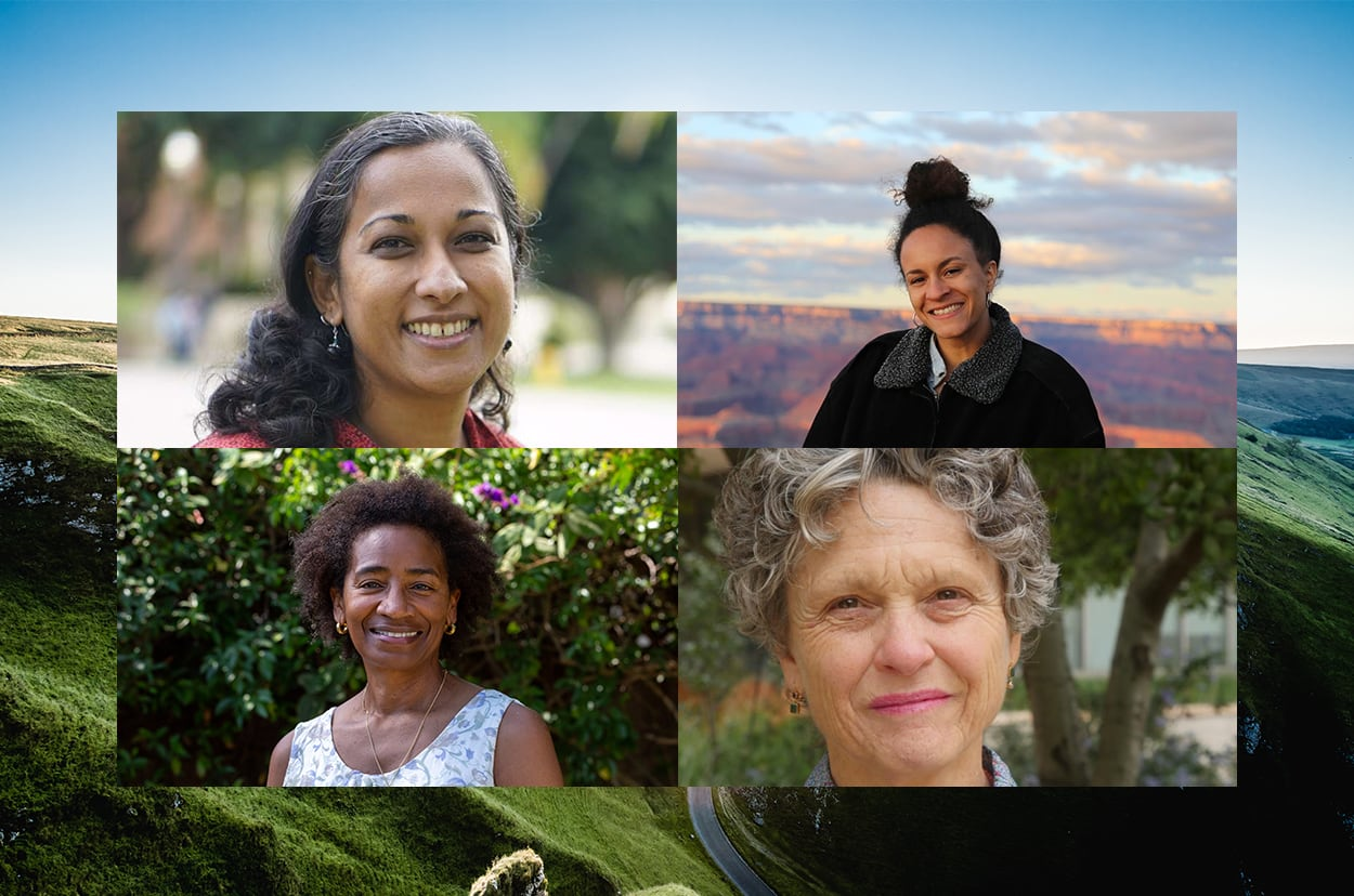 ucla's women leaders discuss their influence in the environmental science field