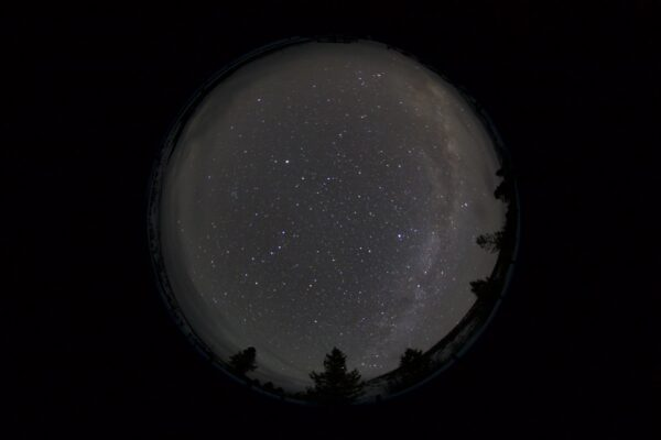 tracking light pollution in the central idaho dark sky reserve