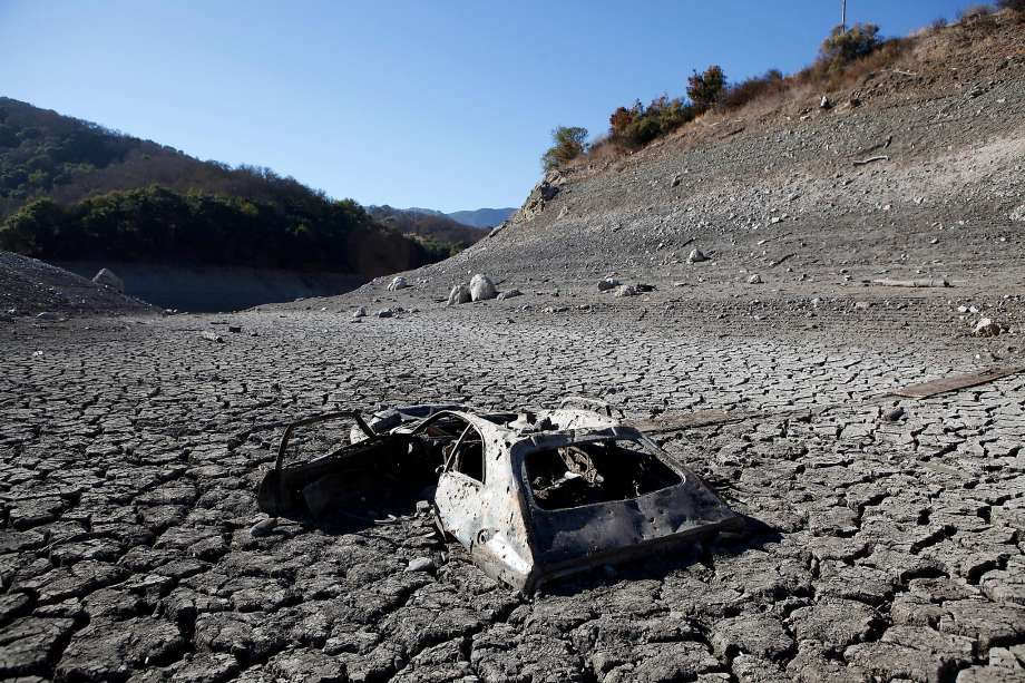 federal report sees human-caused changes to california's climate