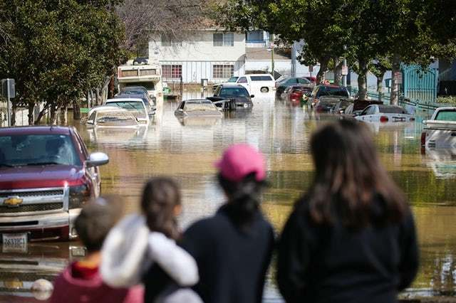 report: climate change is driving precipitation 'whiplash' in california