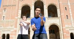 Students' pop-song video parodies teach real science