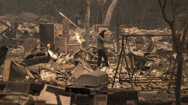 'diablo winds' fuel widespread destruction from fires in california wine country