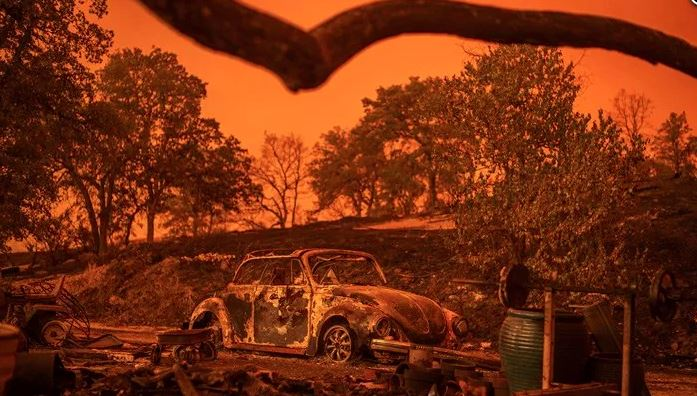 'firenadoes,' pyrocumulus clouds, and how ca wildfire has stunned scientists