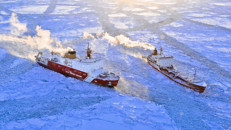 arctic oil and environmental legacy in the crosshairs