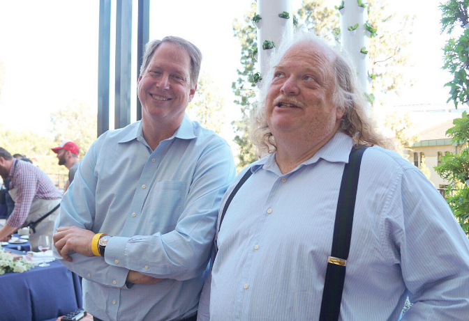 he bridged cultural divides and saved the sharks: jonathan gold's brother remembers his impact