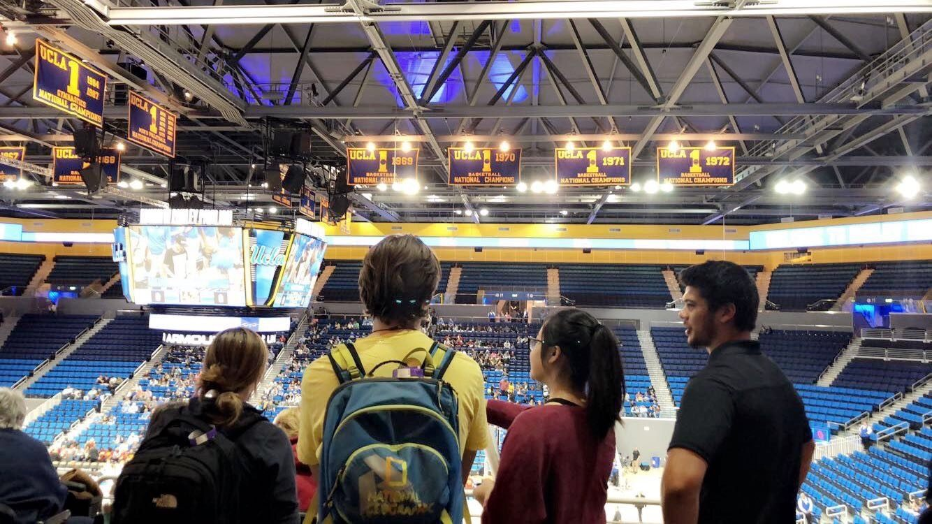 enhancing the feasibility of zero waste practices at ucla recreation events