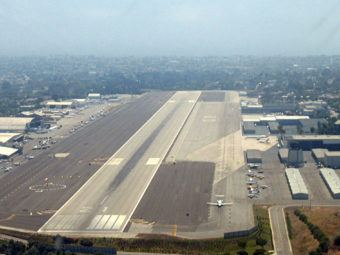 special pollution study proposed for santa monica airport
