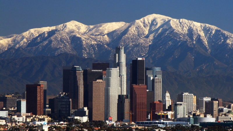 climate change in the los angeles region
