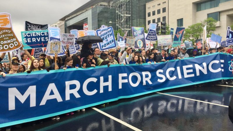 Washington D.C. March for Science, April 22, 2017.