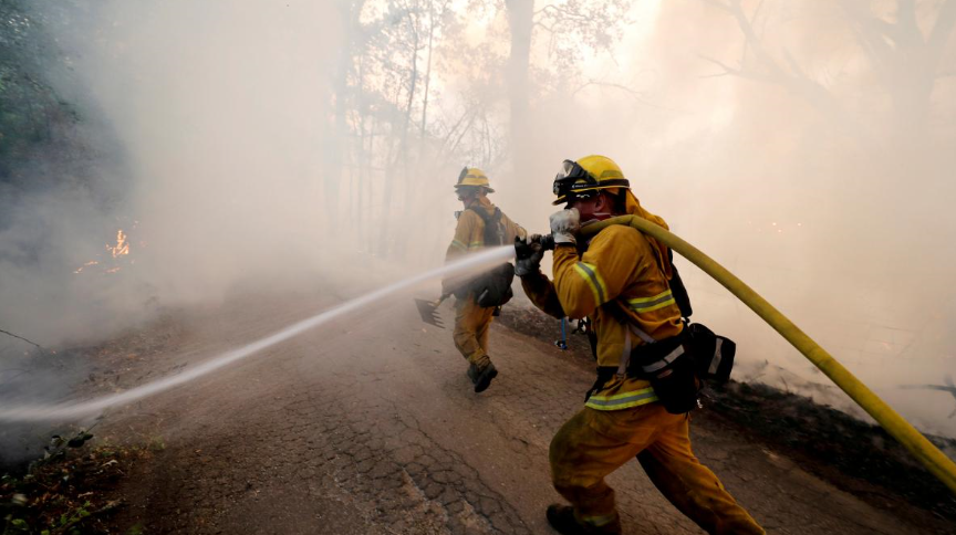 noaa: rest of west's fire season likely to remain hotter than normal