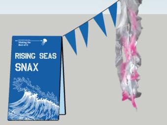 rising seas: jellyfish jerky