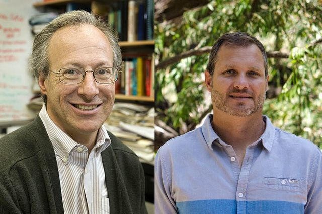 ucla professors paul barber, robert wayne to enhance undergraduate stem education