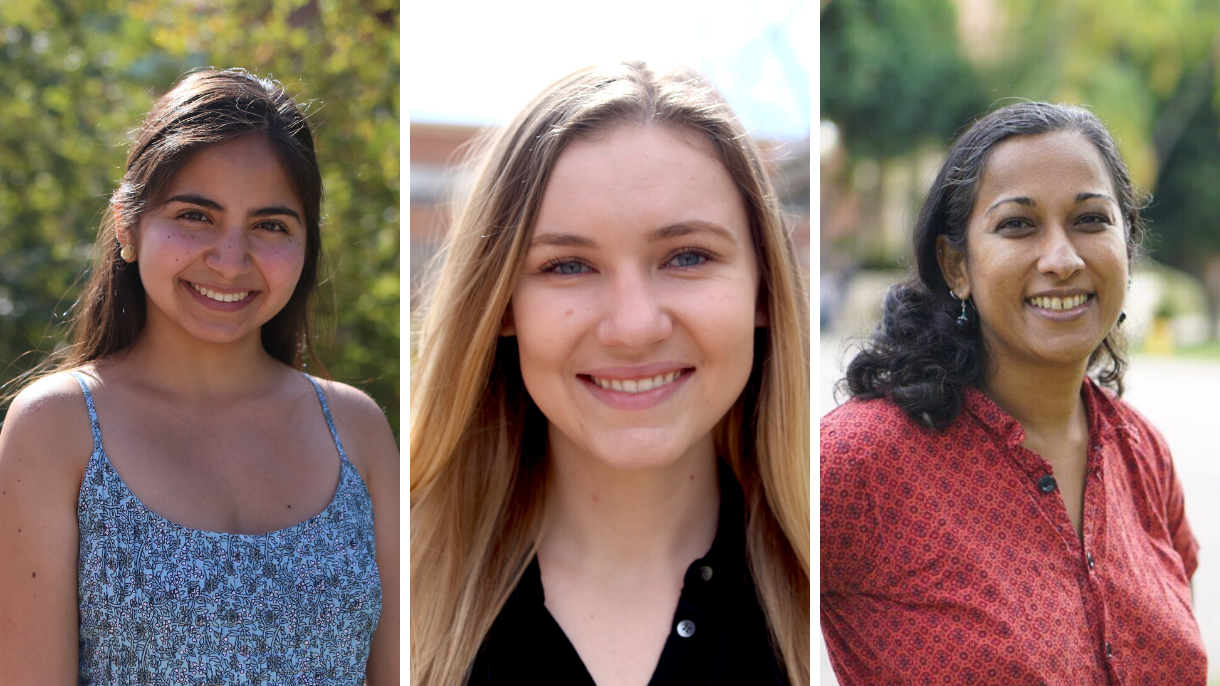 three awarded by academic senate for diversity, equity and inclusion
