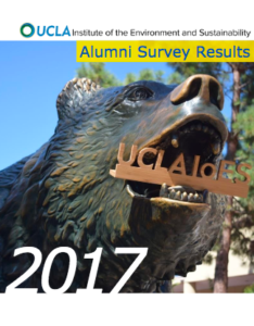 Alumni Report cover