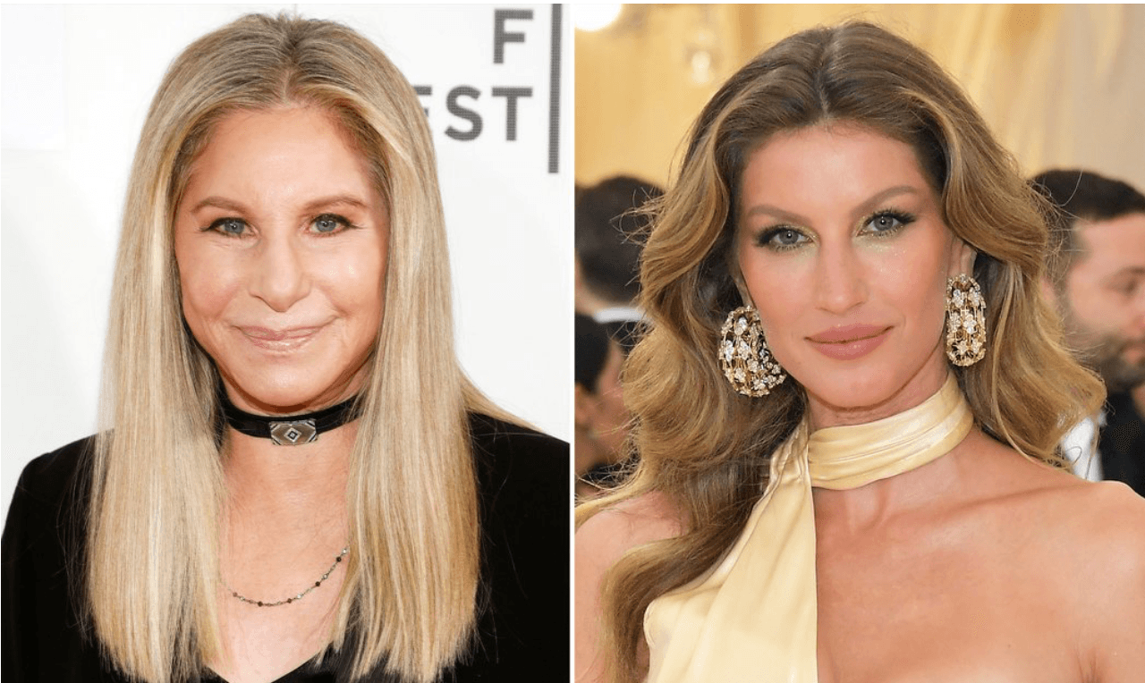 people magazine: barbra streisand and gisele bündchen to be honored for environmental activism during oscar week