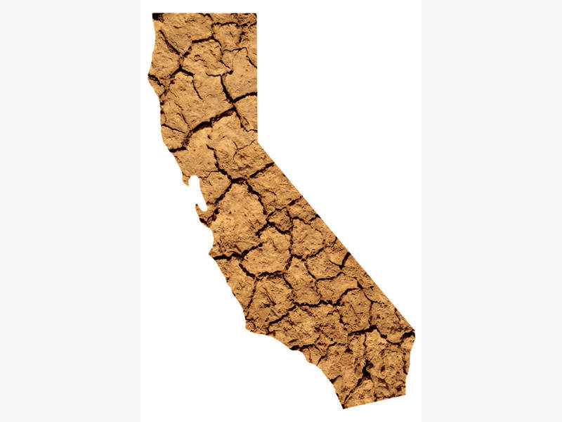 flooding, fire, drought, repeat: california has a new normal