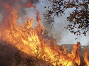 climate change is fueling california's wildfires | glen macdonald