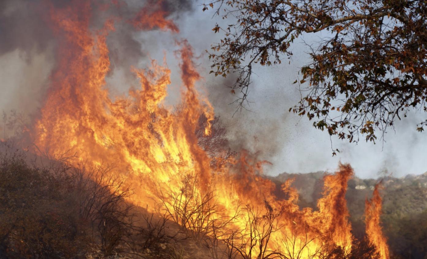 climate change is fueling california's wildfires | glen macdonald