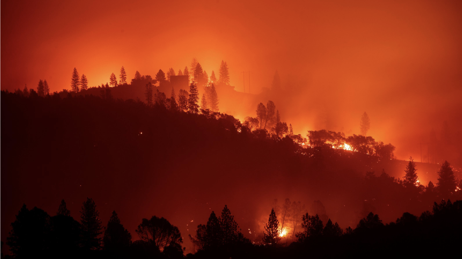 climate change helped make california a tinder box for its record-setting wildfires