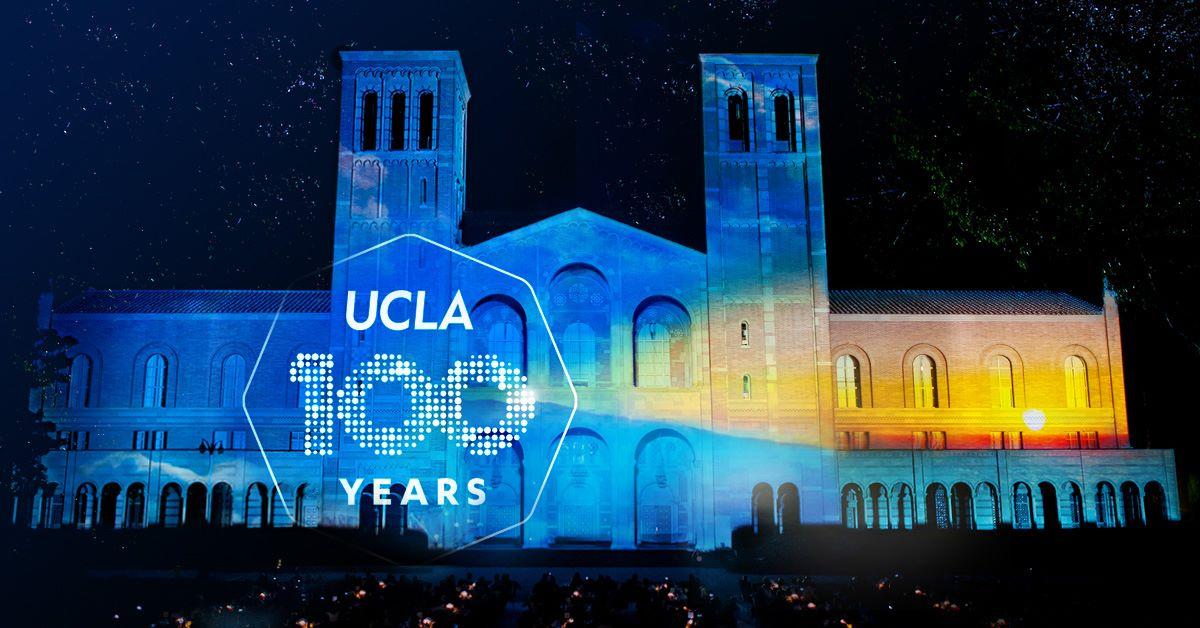 UCLA Centennial Campaign