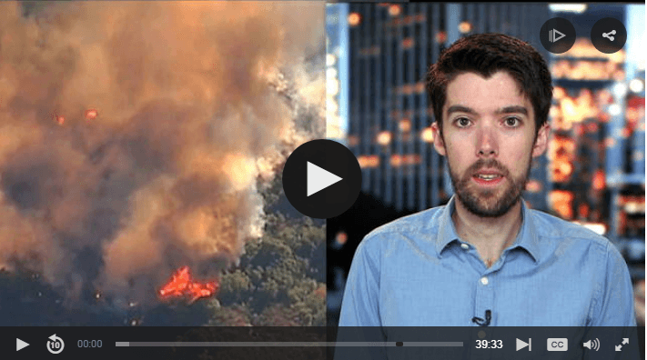 "scientist daniel swain on ""unprecedented climate conditions"" contributing to deadly ca wildfires"