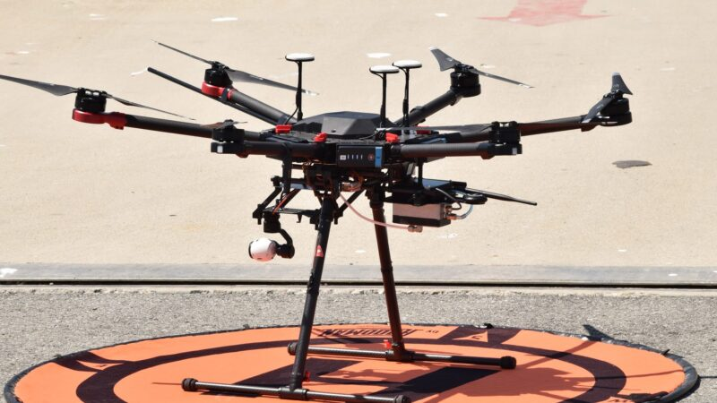 drone monitoring of ship emissions could save lives, protect health