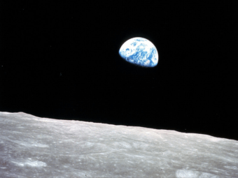 how the iconic 1968 earthrise photo changed our relationship to the planet