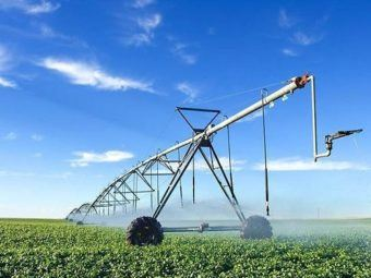 towards food, energy and water security in california