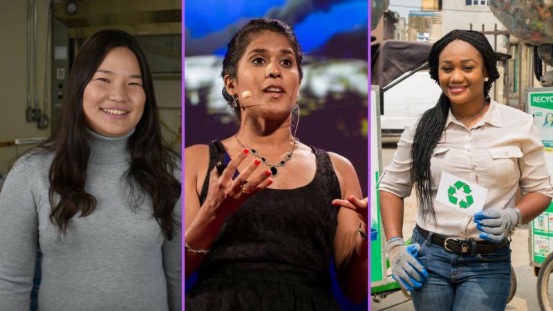 2018 pritzker finalists: miranda wang, asha de vos, chioma ukonu