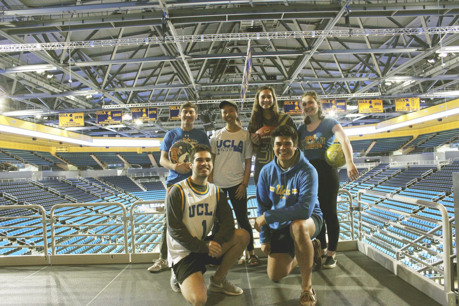 enhancing ucla athletic event sustainability through development of comprehensive green templates
