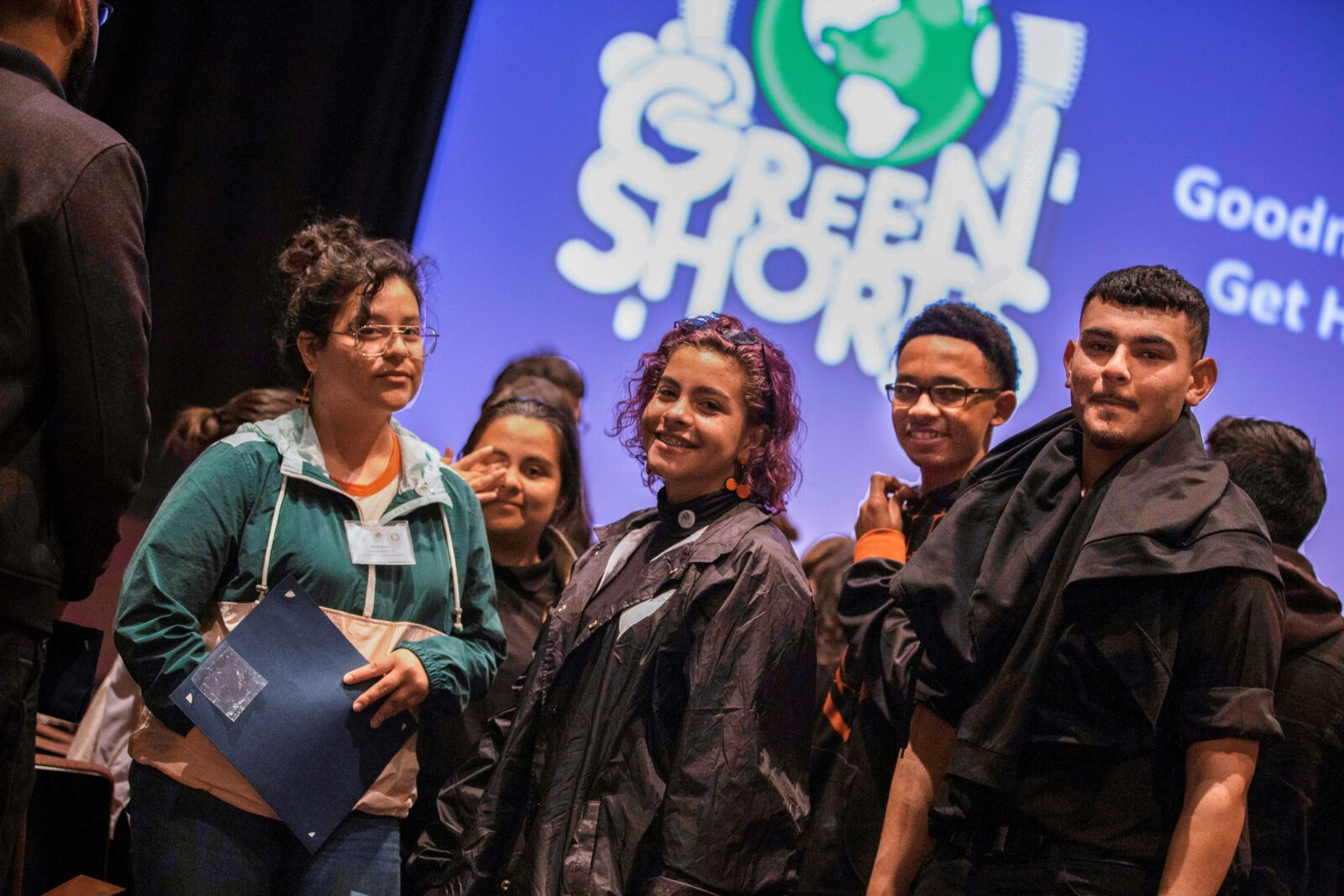 2020 greenshorts award ceremony