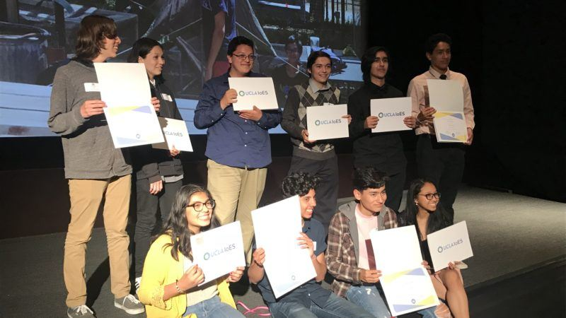 greenshorts awards high school environmental filmmakers