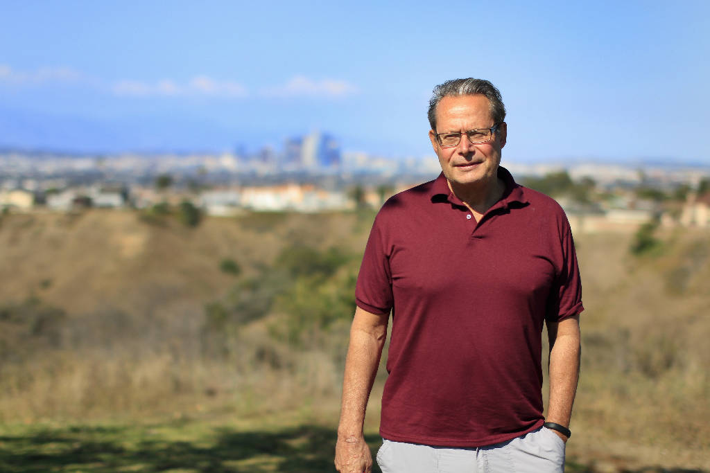 a conservation scientist at home in a megacity