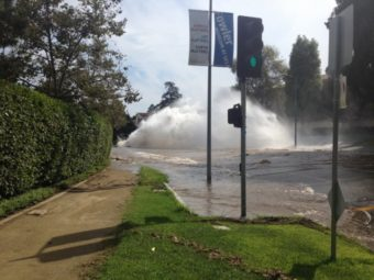 ladwp lags in improving underground infrastructure after ucla flood