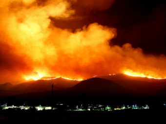alex hall: how climate change is fueling southern california wildfires