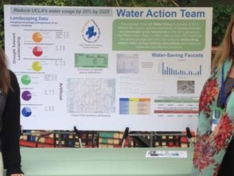 environmental science students participate in eco inventor showcase