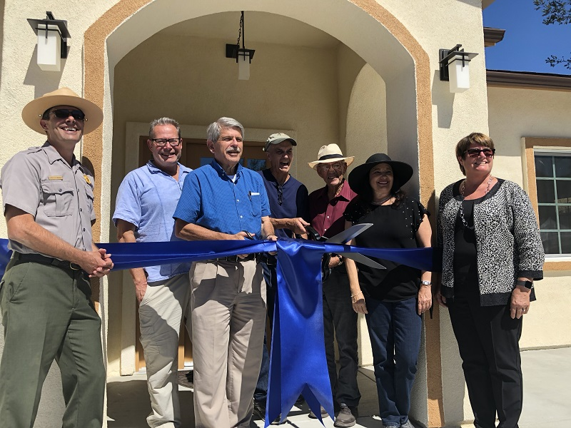 la kretz center celebrates opening of new building at field station