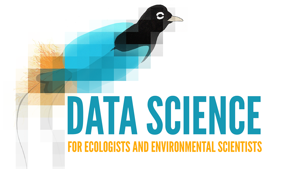 free course on data science for ecologists and environmental scientists