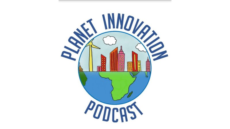 Planet Innovation Podcast logo