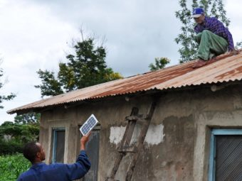 making solar power affordable in developing countries